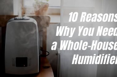 10 Reasons Why You Need a Whole-House Humidifier